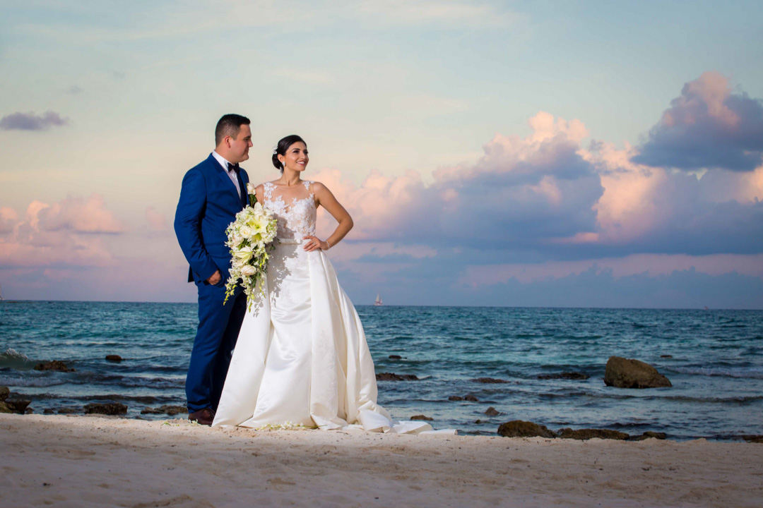 barcelo maya wedding Wedding photographer Cancun