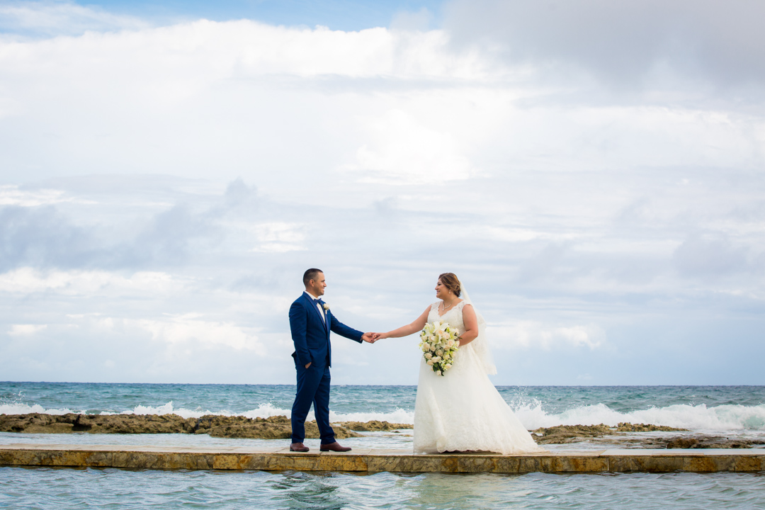 Grand Palladium Wedding photographer cancun
