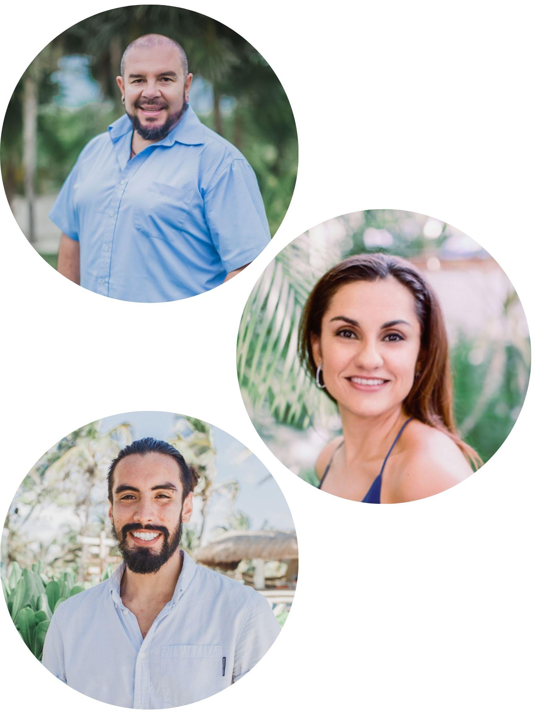 wedding photographer cancun roc´n´love team