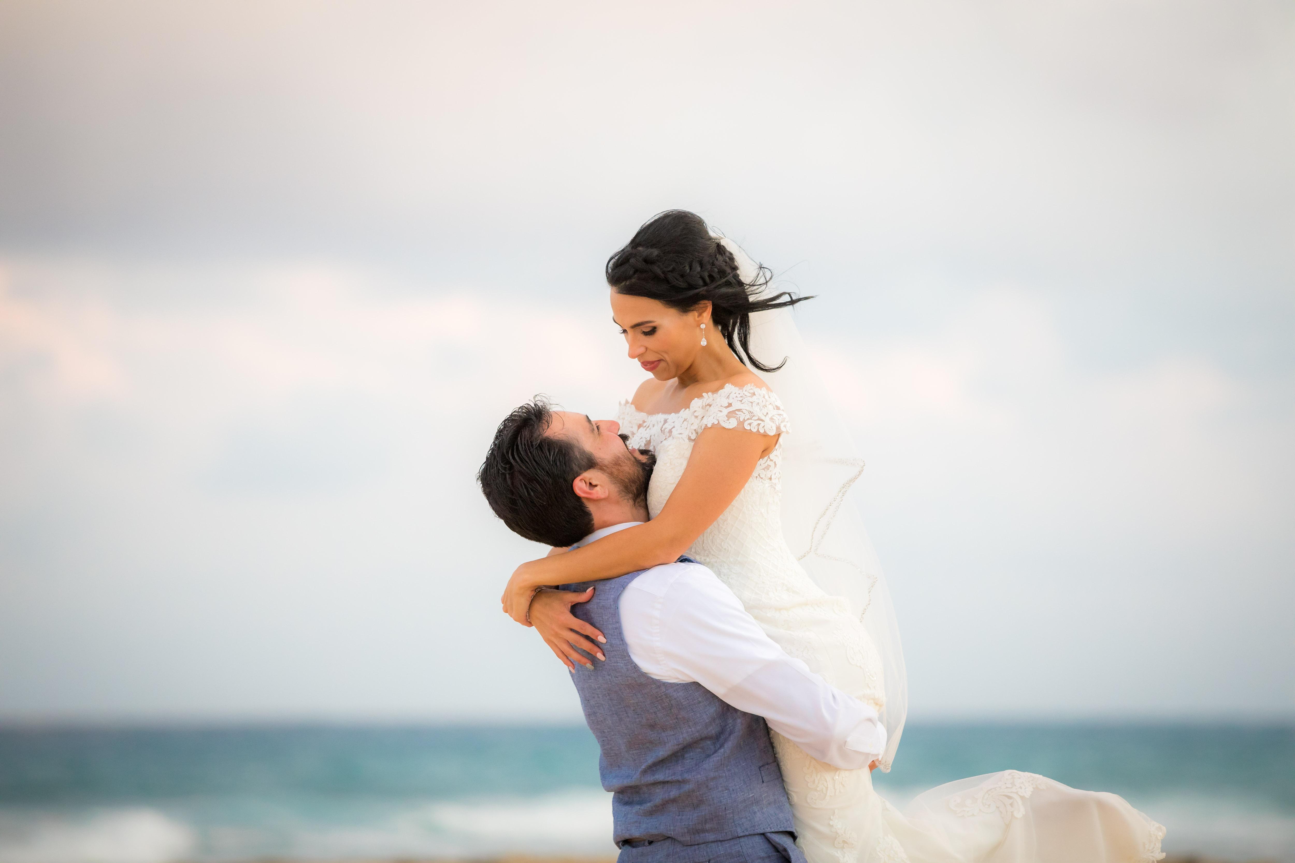 bahia principe wedding photographer