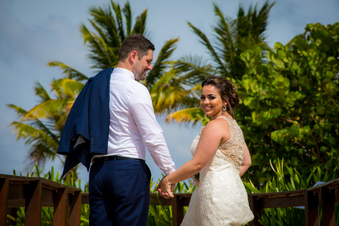 Royalton Rivera Cancun wedding photographer